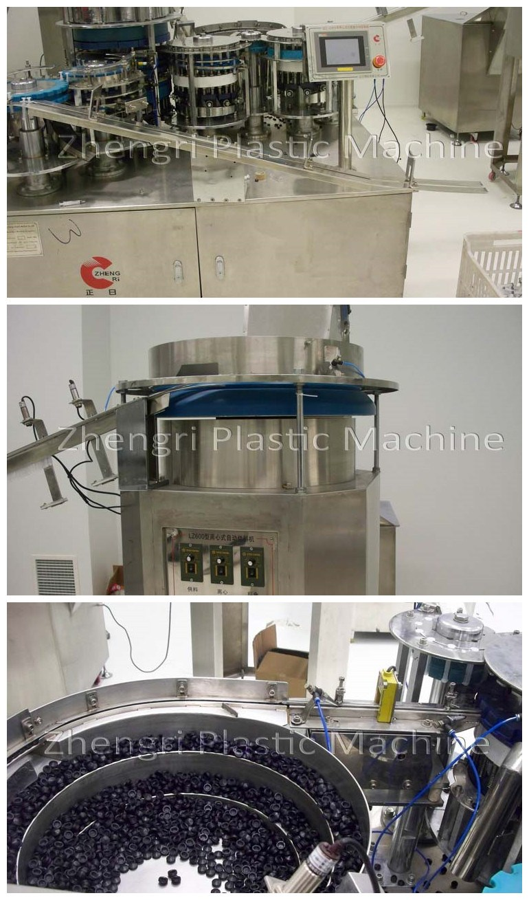 Assembly Equipment For Disposable Syringe