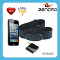 Wireless Soft Chest Strap Transmitter Heart Rate Monitor for fitness tracking