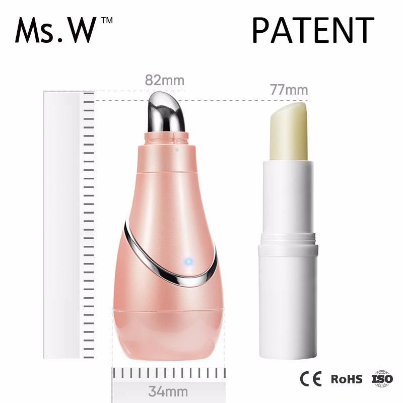 2017 Nouveau Design! santé baume à lèvres pour les soins personnels, Intellisense Conception baume pour les lèvres