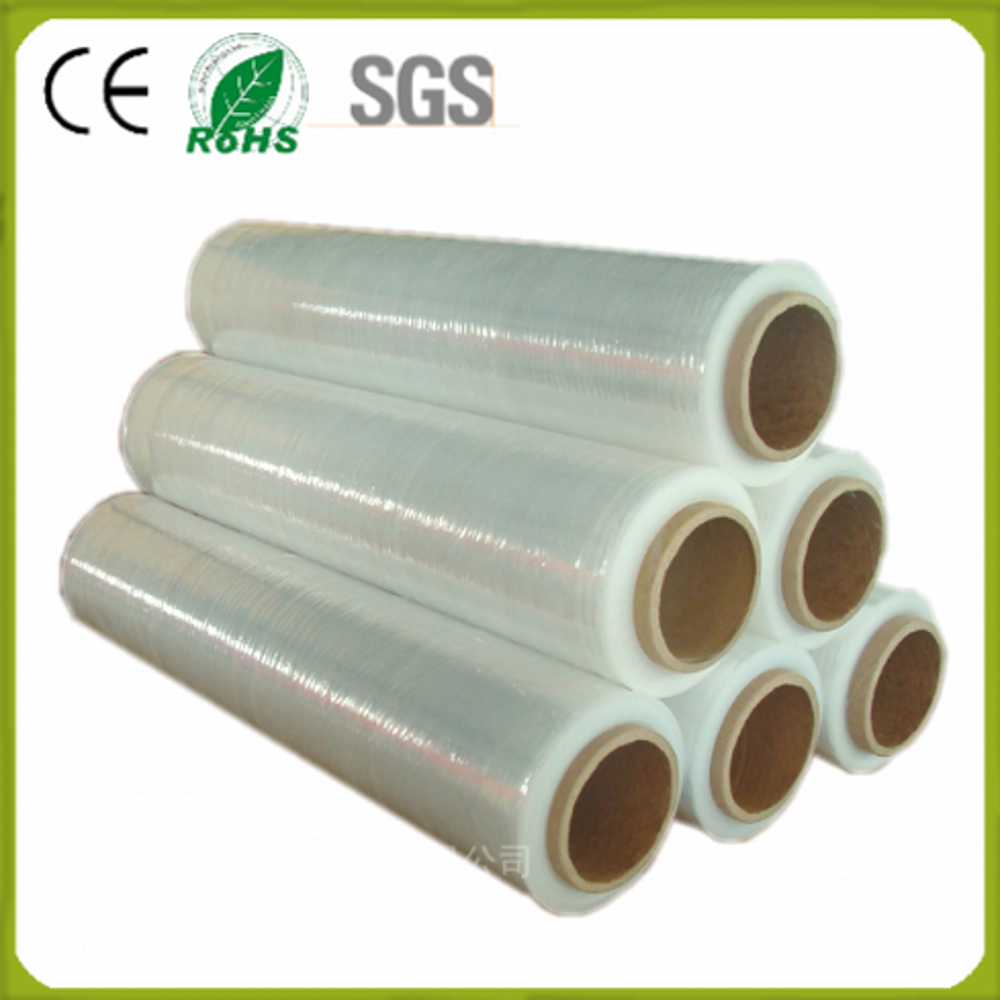500mm x 23micron pe shrink wrap plastic film stretch folie