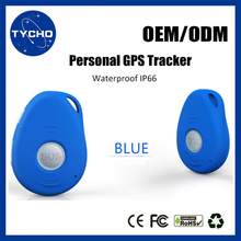 Fall Down Alert GPS Tracker Personal Student Kids Hidden GPS Tracker SOS Panic Button 2G 3G 4G GPS Tracker