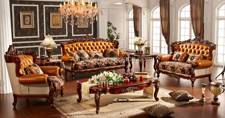 2015 Cheap Leather Living Room Sofa Good Price European Furniture Buy Leath