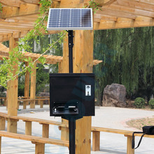 solar system for charging mobile phone for commercial use