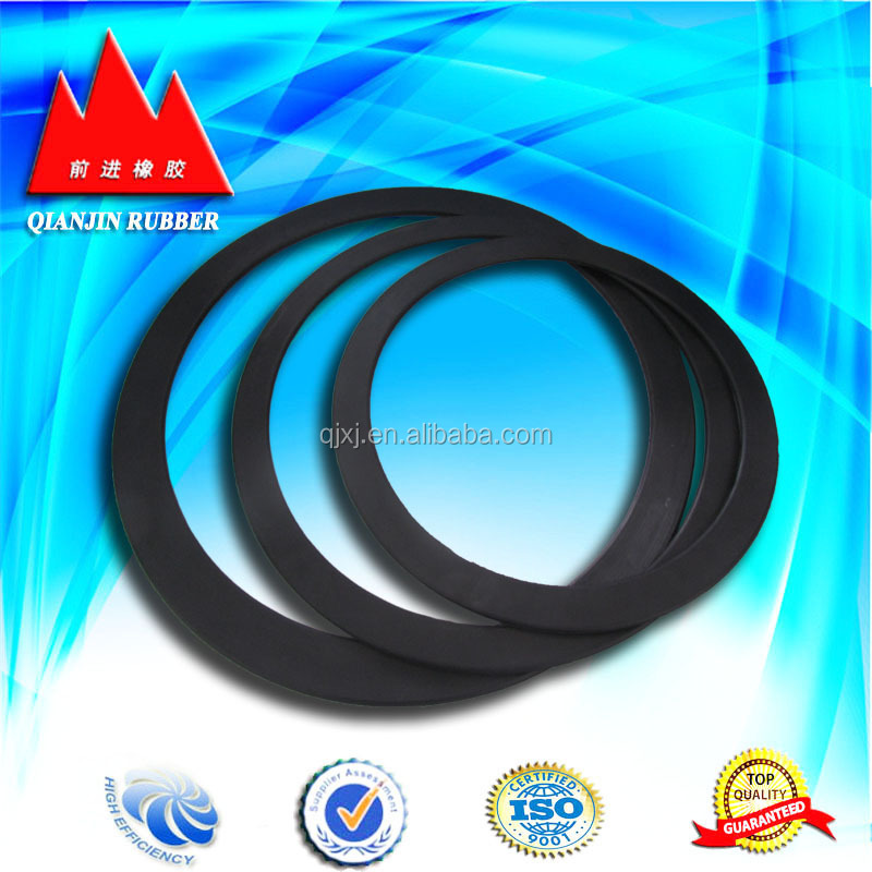 Silicone rubber Machinery Parts/ rubber rings