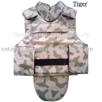 Bullet Proof Vest with Complete Protection