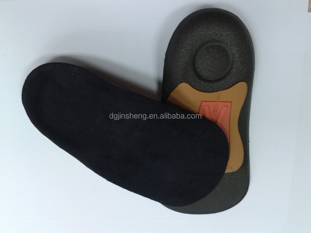 Hot Selling latest latex ortholite tpe insole foam arch support insole
