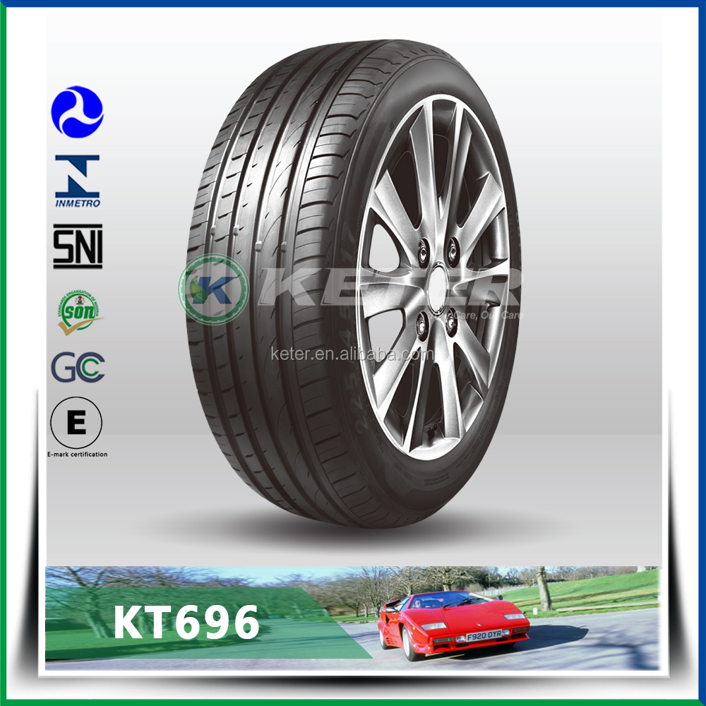 cheap price chinese 205/40ZR17 84WXL KT696 passenger car tyre