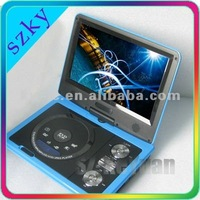 9 inch portable evd dvd player