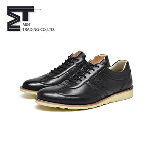 China Genuine Leather Shoes Men Casual Shoes