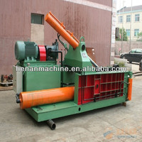 Hot selling hydraulic scrap metal baling machine with reliable structure