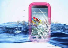 Waterproof Case Water Proof Mobile Phone Case Cover for Samsung Galaxy S4 S IV i9500