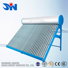 China manufacture low pressure vacuum tube solar water heaters,portable solar power system