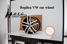 Exclusive!! HRTC aftermarket replica vw beetle WHEEL for wholesale