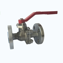 316 Class 300 stainless ansi flange type ball valve
