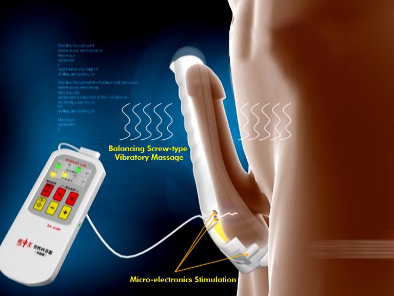 Professional manufacturer supply electronic penis massager sex stimulant