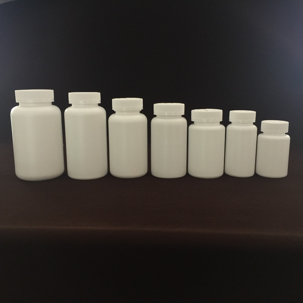 BEST- products250ml PE material pill health care pharmaceutical packaging bottle