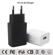 Travel USB Wall Charger Mobile Phone 2A Portable USB Charger
