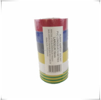 PVC Rubber Adhesive Wrap Insulation PVC Tape