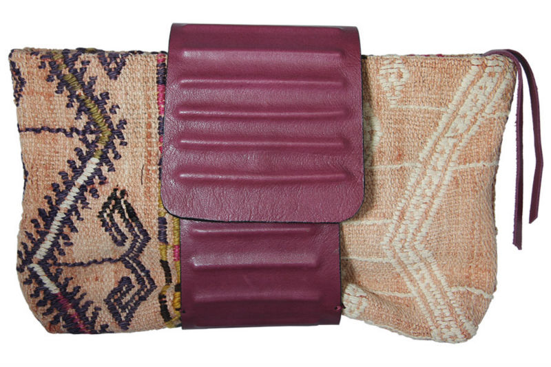 Kilim Clutch Bag - Woman Clutch Bag - Woman Handbag