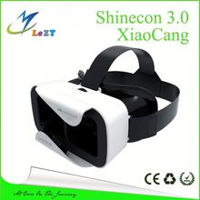 Great quality vr shinecon 3 movie glasses VR HEADSET