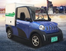 high efficiency freight car 2 seater electric van