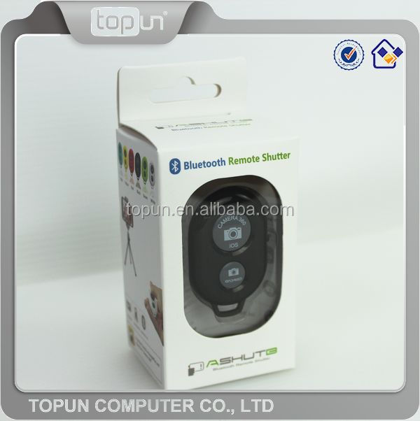 Bluetooth Remote Control Camera Shutter for iphone for Samsung and for Android Phones