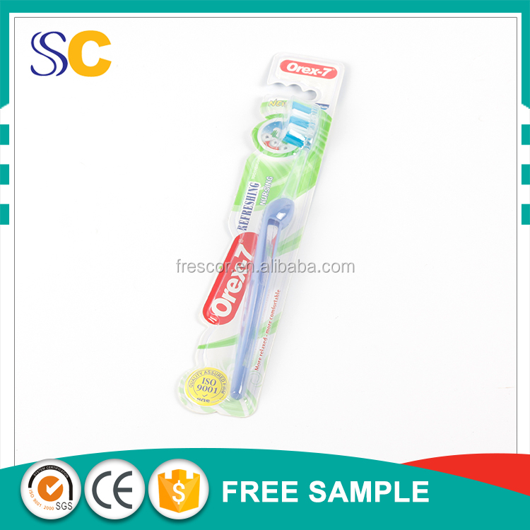 New Fashion Products Portable common daily life use Toothbrush from China