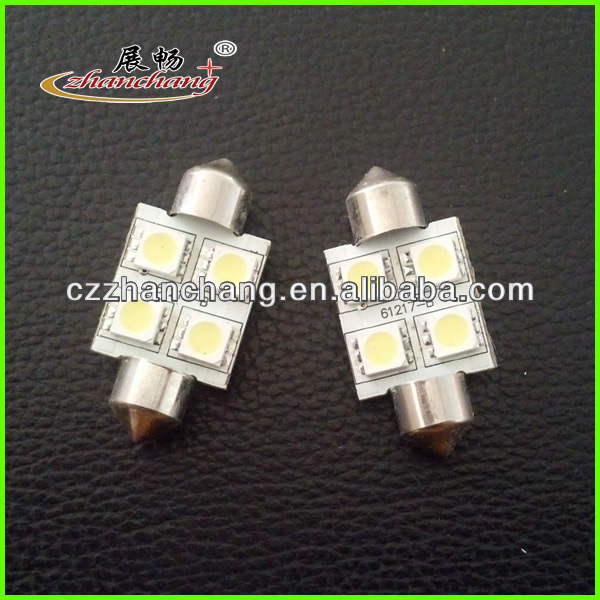 Auto Car LED lights lamp FESTOON lighting