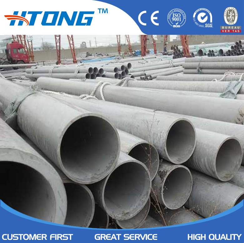 large diameter thin wall 1.4301 tp 304 stainless steel seamless pipe