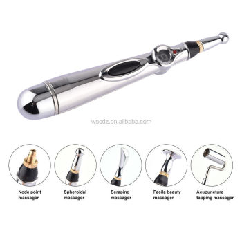 Factory Wholesale Health Care Electronic Meridian Energy Acupuncture Pen
