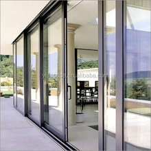 Aluminium Wood Sliding Door