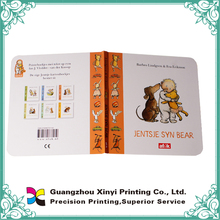 Softcover print hardcover photo printing children board book