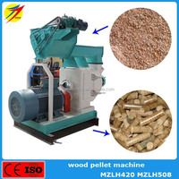 2015 hot sale biomass wood sawdust pellet mill machine for life stove,water boiler,biomass power plants