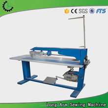 high effciency quality single needle long arm sewing machine for industrial