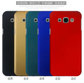 Rubberized mobile phone back cover case for Samsung Galaxy A8 Bulk Buy from China