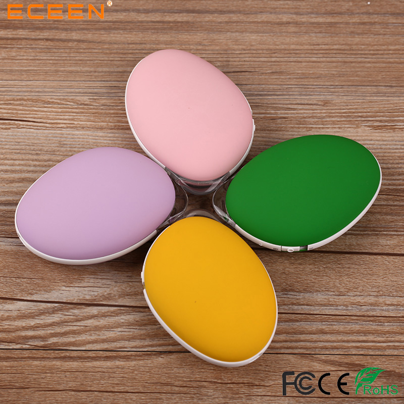 Home appliances wholesale power bank / power bank / hand warmer power bank