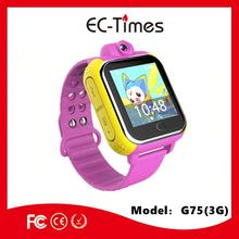 KS2 Professional 3G smart kids gps tracker watch with mtk6577 smart watch phone