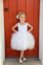 NEW ARRIVAL ! 2014 new fashion princess long flower girl dress patterns free