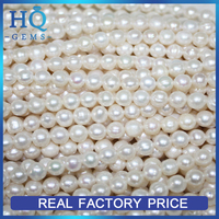 8-9mm White Freshwater Bulk Pearl Cheap Price