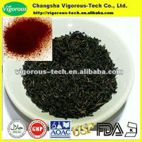 100% natural black tea extract powder/black tea extract/ceylon black tea