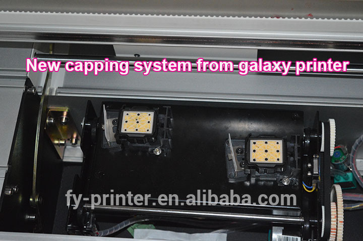 1440dpi ,best quality Galaxy 1.6m /1.8m/2.1m/2.5m /3.2m dx5 head eco solvent printer