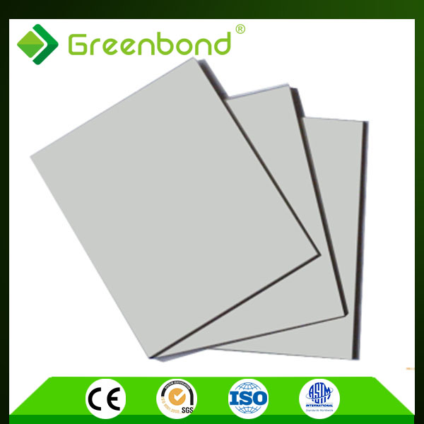 Greenbond attractive price exterior aluminium wall cladding