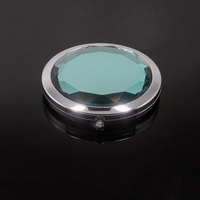 Fashional cheap price china make up pocket size small mirror wholesale