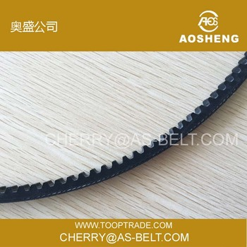 OEM automotive v-belt COGGED V-BELT manufacturer cutting v belt raw edge v belt cut edge v belt 13X1950 for cars