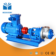 NYP double jacket heat preservation type bitumen high temperature gear pump