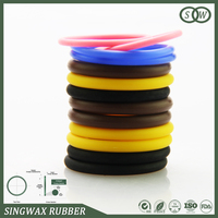 NBR/ Viton/ Silicone Oring Oil Seal Ring Made in China