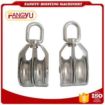 Lifting Pulley Blocks Wire Rope Pulley Rope Pulley Blocks