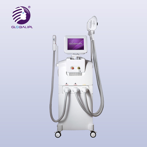 New 15*50mm2 large Area SHR & IPL Hair Removal Machine