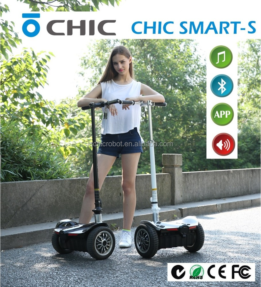 IO Chic Robot Hot Sale 1400W two wheel Mini Foldeable intelligent Scooter For Adults Hot Sale 2016