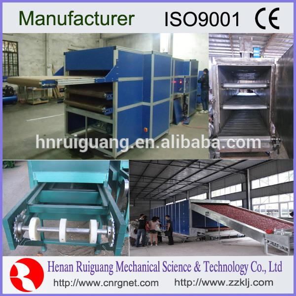 Widely welcomed tomatine drying machine/drying equipment manufacturer